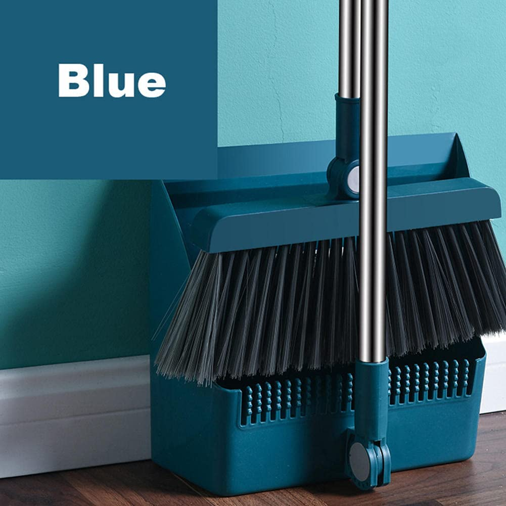 BAWAQAF Household Popular brand in the world Floor Cleaning Brooms Set Dustpan Superlatite and Folding