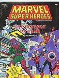 The Revenge of Kang (Marvel Super Heroes module MT3)