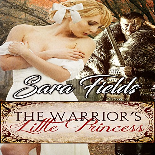 The Warrior's Little Princess audiobook cover art