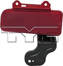 Fits 2015-2016 Honda CR-V Driver Side Rear Bumper Reflector CAPA Certified HO1184108 - Replaces 33555-T1W-A01 ;