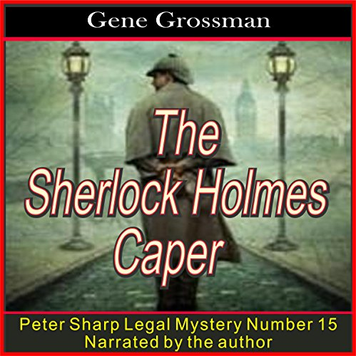 The Sherlock Holmes Caper  By  cover art