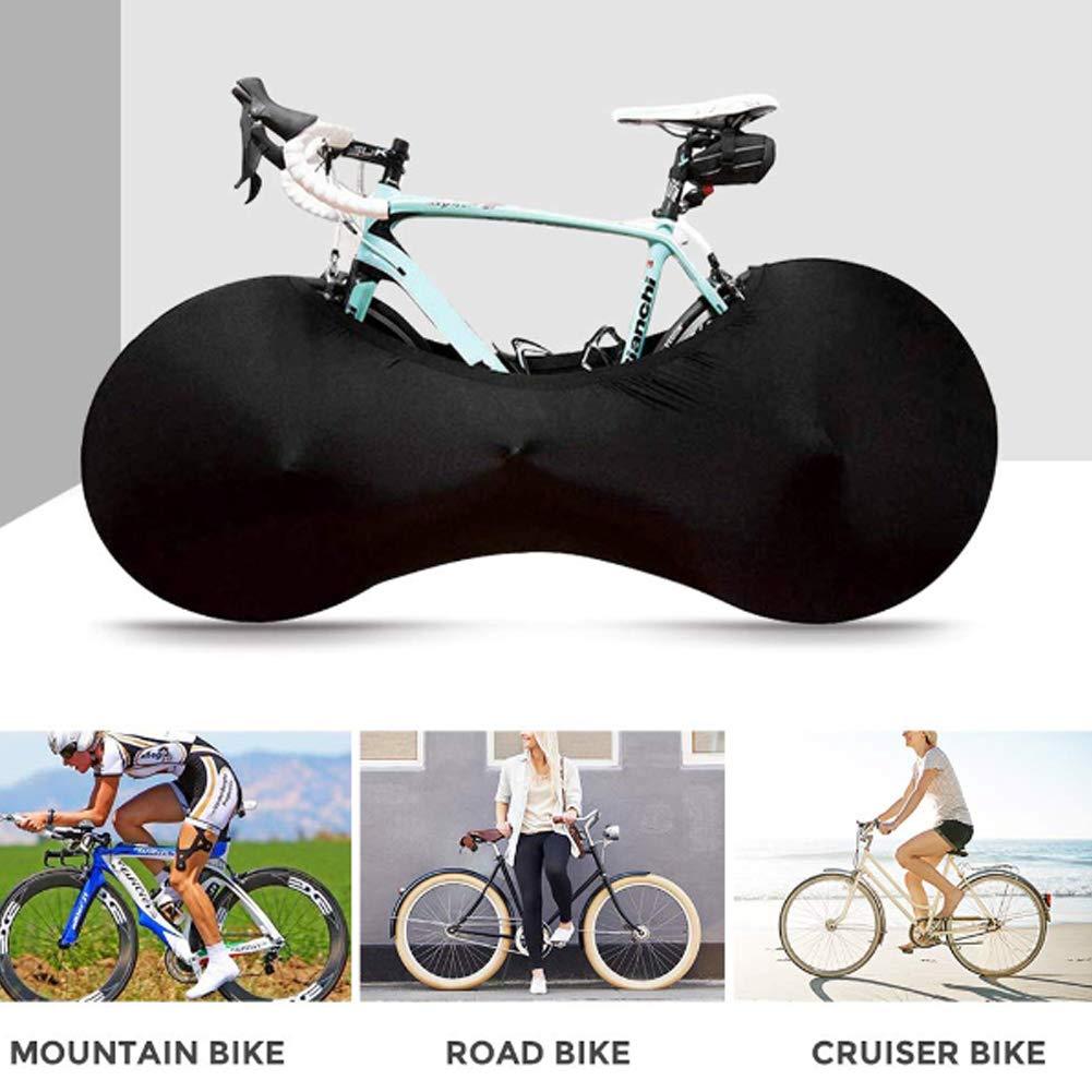 Funda Cubre Bicicletas para Interiores,Funda De Almacenamiento De ...