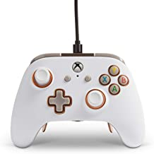 PowerA Fusion Pro Wired Controller for Xbox One - White - Xbox Series X