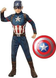 Endgame Captain America Kids Costume Kit
