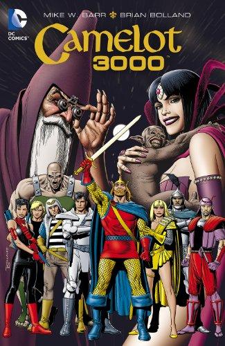 Camelot 3000 (English Edition)