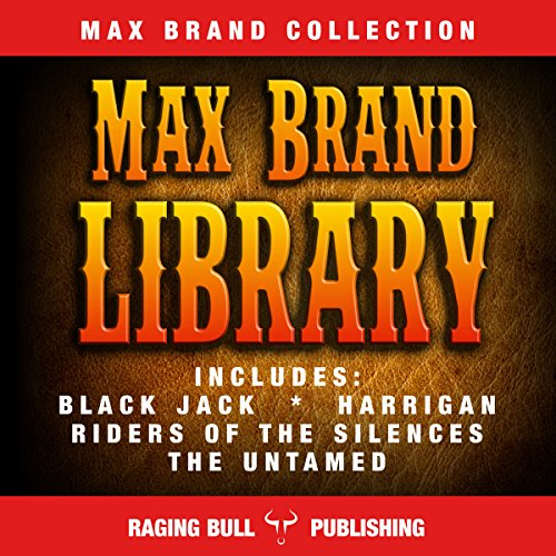 Max Brand Library cover art