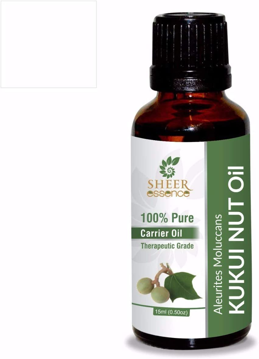Kukui Nut Oil - New mail order Product Aleurites Natu Moluccans Pure Carrier 100%