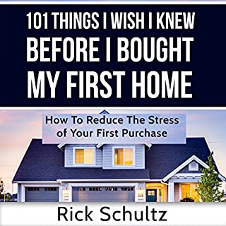 101 Things I Wish I Knew Before I Bought My First Home cover art