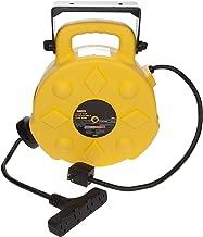 Bayco SL-8904-40 Cord Reel, Yellow