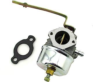 TC-Motor Carburetor for Tecumseh Carb H30 H35 H50 Go Kart Vintage Mini Bike Snow Blowers Pressure Washer 632615 632208 632...