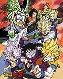 GB Eye, Dragon Ball Z, Cell Saga, Mini Poster, 40 x 50 cm