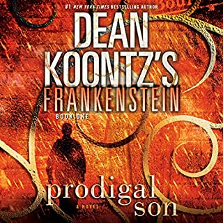 Frankenstein: Prodigal Son audiobook cover art