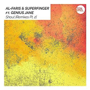 Shout (Remixes Pt. 2)