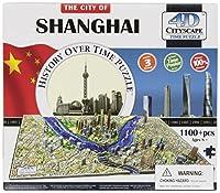 4D Cityscape Shanghai, China Time Puzzle [並行輸入品]