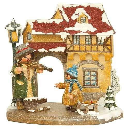 Figur Jahreszeit - Winter