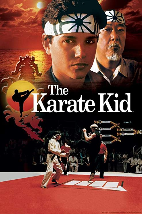 The Karate Kid All Valley Tournament Movie Poster 24x36 Inch: Amazon.ca:  Home & Kitchen
