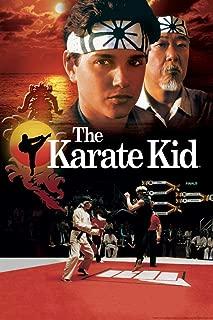 The Karate Kid All Valley Championship Tournament 1980s Movie Film Daniel Larusso Cobra Kai Cool Wall Decor Art Print Poster 24x36