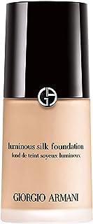 Giorgio Armani Luminous Silk Foundation - 3.75 Fair-Rosy For Women Foundation, 30 ml