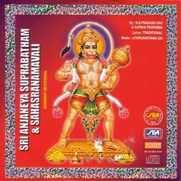 Sri Anjaneya Suprabatham & Sahasranamavali