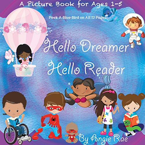 Hello Dreamer Hello Reader (English Edition)