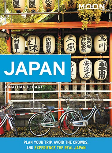 Moon Japan: Plan Your Trip, Avoid the Crowds, and Experience the Real Japan (Travel Guide) (English Edition)