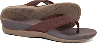Original Orthotic Flip Flops Sandals for Women Thong Style with Arch Support for Comfortable Walk