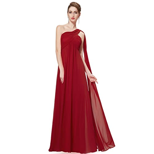 48d9ab6ba34 Ever-Pretty Women s Formal One-Shoulder Maxi Evening Gown Dress 09816