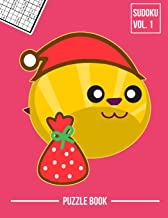 Merry Christmas Bee Santa Hat Sudoku Beekeepers Holiday Season Puzzle Book Volume 1: 400 Challenging Puzzles