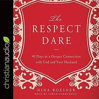 The Respect Dare audiobook cover art