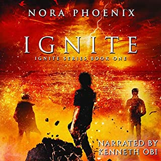 Ignite     Ignite Series, Book 1              By:                                                                                                                                 Nora Phoenix                               Narrated by:                                                                                                                                 Kenneth Obi                      Length: 6 hrs and 16 mins     3 ratings     Overall 3.7