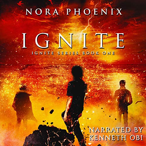 Ignite  By  cover art