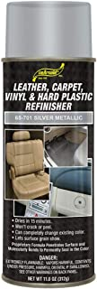 S. M. Arnold 65-701 Silver Metallic Leather, Carpet, Vinyl & Hard Plastic Refinisher, Metallic-11 oz, 11. Fluid_Ounces