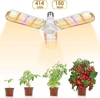 Lámpara de Cultivo de Plantas, E27 150W Lámpara LED para P