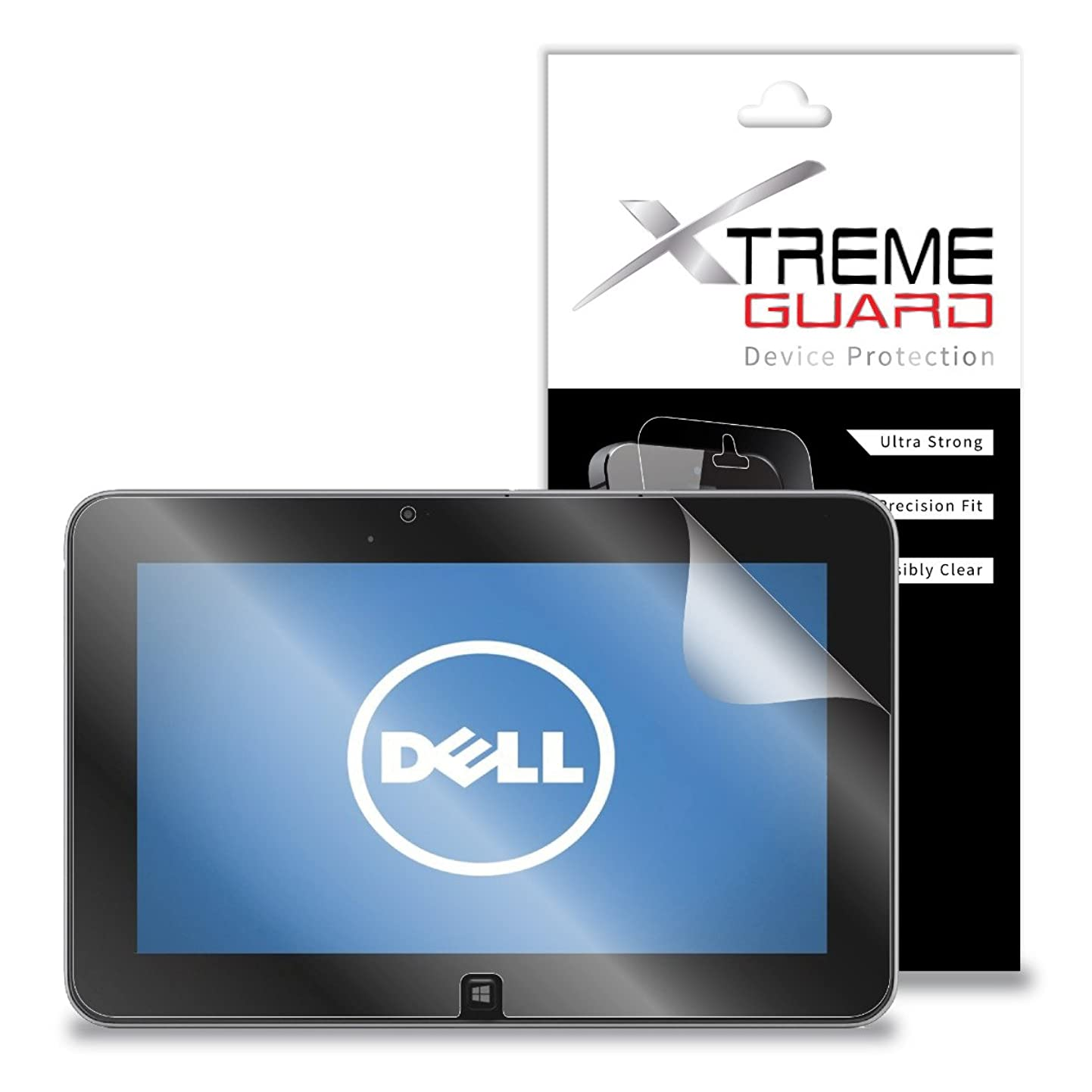 XtremeGuard Screen Protector for Dell XPS 10 Windows RT Tablet (Ultra Clear) snoteyyludn1