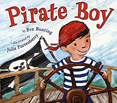 Sweet mother-son book Pirate Boy reassures boys of their mother's love.