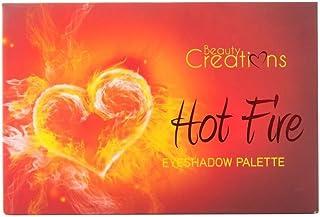 Hot Fire Eyeshadow Palette Beauty Creations