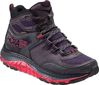 HOKA ONE ONE Women's Tor Tech Mid Waterproof Hiking Shoe