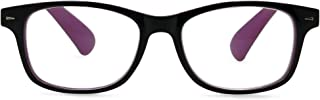 In Style Eyes High Power Magnification Reading Glasses, Classic Rectangle Frames