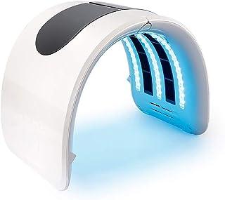 7 Colour LED Light Mask Portable Photon PDT Therapy Machine Facial Care Beauty Machine for Blackhead Acne Spot Redness Wri...