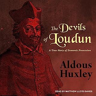 The Devils of Loudun audiobook cover art