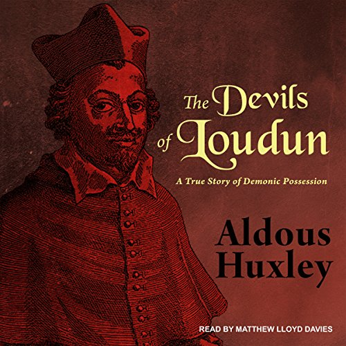 The Devils of Loudun audiobook cover art