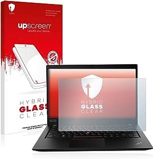upscreen Glas Screenprotector compatibel met Lenovo ThinkPad T14s Gen 1 - Beschermglas met 9H hardheid, antikras, anti-vin...