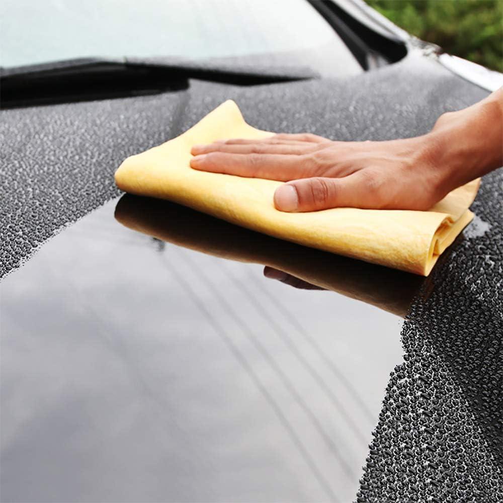 jinchan Shammy Towel Car OFFicial Drying Chamois Sup Cloth Wash Now free shipping
