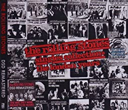 ROLLING STONES THE SINGLES COLLECTION (3CD) THE LONDON YEAR by ROLLING STONES THE (2003-08-27)