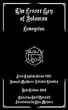 The Lesser Key of Solomon: Lemegeton