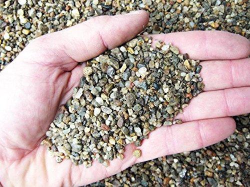 Geosism & Nature Sabbia Silicea, quarzite 2/5 mm (25 kg - 16 lt)