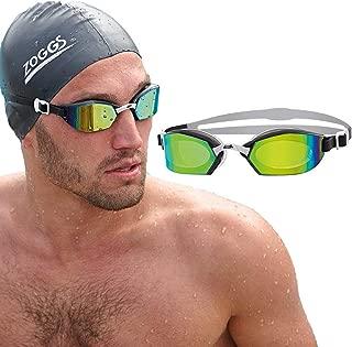 Zoggs Ultima Air Swimming Goggles No Leaking Anti Fog UV Protection Triathlon