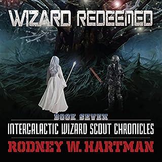 Wizard Redeemed audiobook cover art