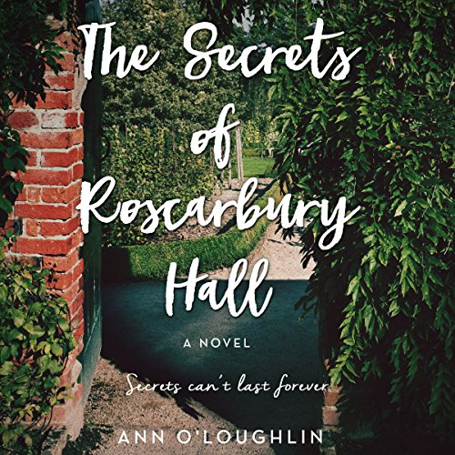 The Secrets of Roscarbury Hall audiobook cover art