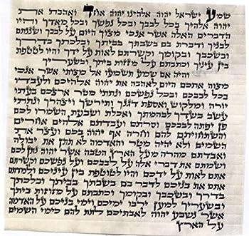 Best mezuzah scroll Reviews